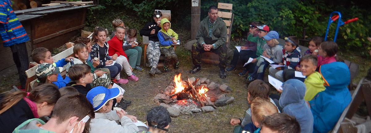 Letní tábor Hamernice